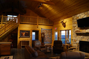 Snow Goose Lodge Great Room